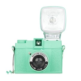 Lomography - Diana F+ & Flash - Neptune Green