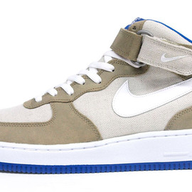 NIKE - AIR FORCE I MID 07 「LIMITED EDITION for ICONS」