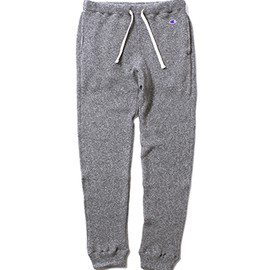 nanamica×Champion - THERMOLITE® Wool 4/5 Sweat Pants