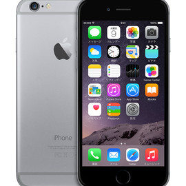 Apple - iPhone 6 128GB Space Gray