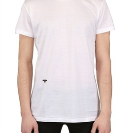 Dior Homme - Bee embroidered jersey t-shirt