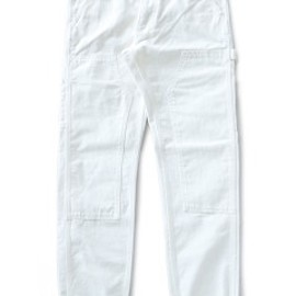 carhartt WIP - Lincoln Double Knee Pant (white)