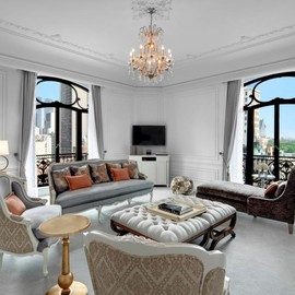 St. Regis New York - Dior Suite