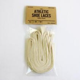 this is... - All-Cotton Athletic Shoe Laces