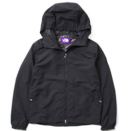 THE NORTH FACE PURPLE LABEL - Mountain Wind Parka Black 2014AW