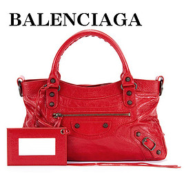 BALENCIAGA - THE FIRST Red