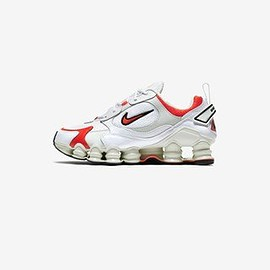 NIKE - Shox TL Nova - White/Team Orange/Spruce Aura