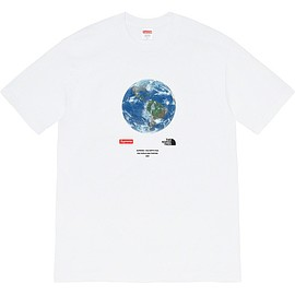 Supreme - Supreme®/The North Face® One World Tee / White