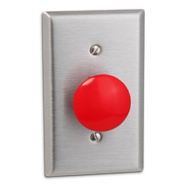 ThinkGeek - Panic Button Light Switch Replacement Kit
