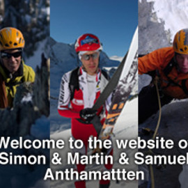 anthamattens.ch - Professional Climbing Guide