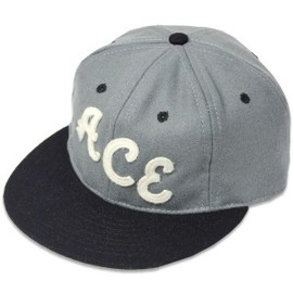 WOOL CITY CAP - ACE HOTEL X EBBETS FIELD FLANNELS
