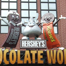 Pennsylvania - Hershey's Chocolate World
