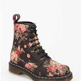 Dr.Martens - Floral 1460 Lace-Up Boot