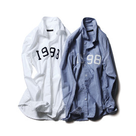 SOPHNET. - 1998 OXFORD REGULAR COLLAR SHIRT