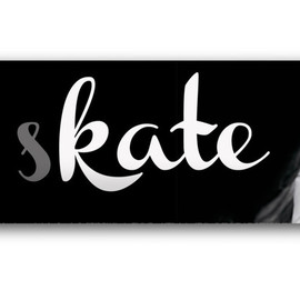 Skate Moss - by Elephants & Easter / Kate Moss
