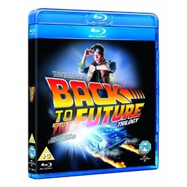 Robert Zemeckis - Back to the Future Trilogy [Blu-ray] [Region Free]