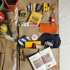 hobo - Canvas No.6 Wall Pocket