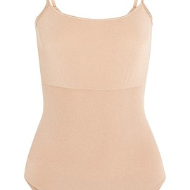 Wolford - Opaque Natural Light Forming bodysuit