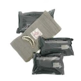 FIRST CARE - FCP01 MILITARY EMERGENCY BANDAGE NSN:6510-01-460-0849