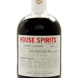 House Spirits Distillery - Coffee Liqueur