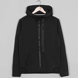 Nike - Tech Full-Zip Hoody - Black