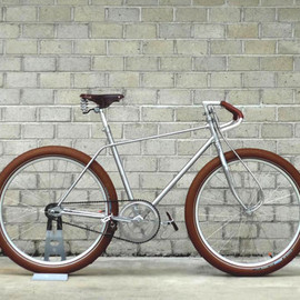 BISCOTTI (VANGUARD LIMITED )   - Messenger Bike