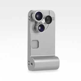 IZZI Gadgets - Orbit - iPhone 5 case and lens solution