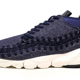 "NIKE - AIR FOOTSCAPE WOVEN CHUKKA SE ""LIMITED EDITION for NSW BEST"""