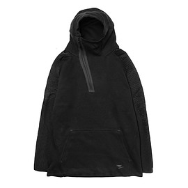 NIKE - Tech Fleece Hoody - Black/Black