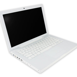 "Apple - MacBook 13"" white"