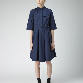 Boy. by BAND OF OUTSIDERS - 2013AW POPLIN SHIRTDRESS
