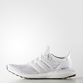 adidas - Ultra Boost White