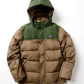 patagonia - Boys Bivy DownHoody