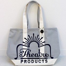 THEATRE PRODUCTS - キャンバストートバッグ BLUE