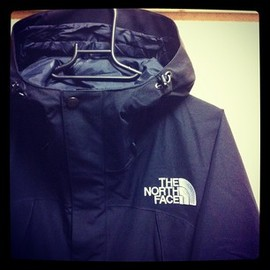 THE NORTH FACE - mountain jaket
