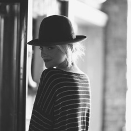 hat and cute - /