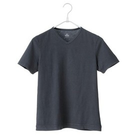 three dots - MATT V NECK TEE