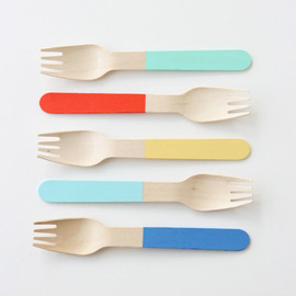 petitmoulin - Custom Painted Wooden Forks