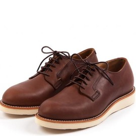 RED WING - 3101 - Postman Oxford Amber Harness