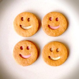 SAC about cookies - smile cookies