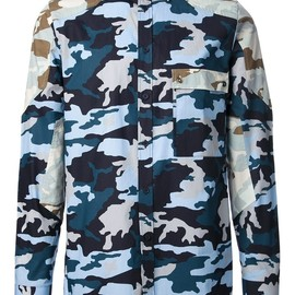 GIVENCHY - Camouflage shirt