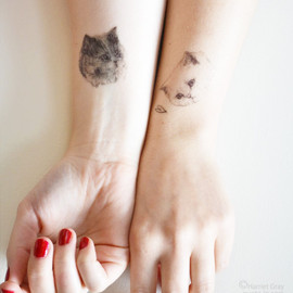 Harriet Gray - temporary-tattoos-3pieces