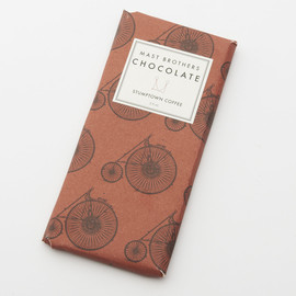 MAST BROTHERS - Stumptown Coffee Chocolate