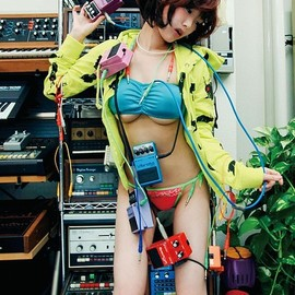 julie watai - HARDWARE GIRLS MAGAZINE (三才ムック vol.470)