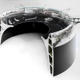 Hangar 54 - Cowling Reception Desk