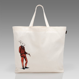 Paul Smith - Tote - Year of the Rabbit Printed Tote - rdsr-japn-yortote-1