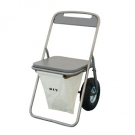 GELCHOP - Folding Chair & Cart