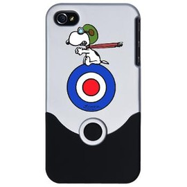 SNOOPY - iPhone 4 Slider Case / Flying Ace
