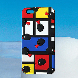 THE RODNIK BAND, PINGU - iPhone 6/6s Case: Mondrian