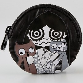 MARC BY MARC JACOBS - Miss Marc Packables Head Case Coin Purse